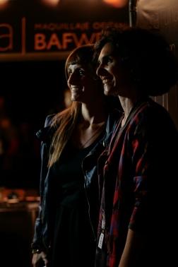 BAF Week / Backstage Dia #1 - Vero Mendoza & Mariana Dappiano
