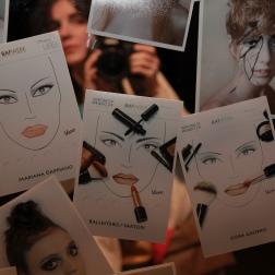 BAF Week / Backstage #Dia 3 - Hair & Makeup