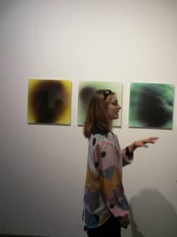CASIANA FLORES X VK @ GALERIA SLYZMUD, ARTEBA