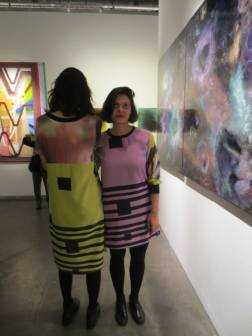 COMPOSITION: LARISA & NAT X VK @ SLYZMUD, ARTEBA