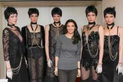 Yanina Solnicki @ Backstage FEBA2013