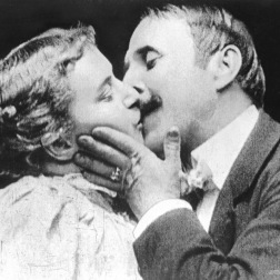 The First Kiss / Courtesy of Getty Images