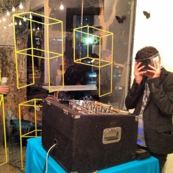 DJ Mascarpone @ Panormama Opening