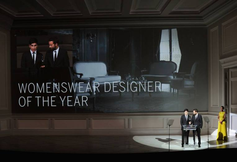 Womenswear Designer of the Year @ CFDA Awards 2013