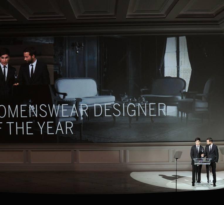 Womenswear Designer of the Year @ CFDA Awards 2013