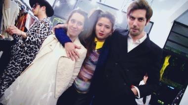 Paula Selby Avellaneda, María Lee, Juan Hernandez Daels @ Panorama
