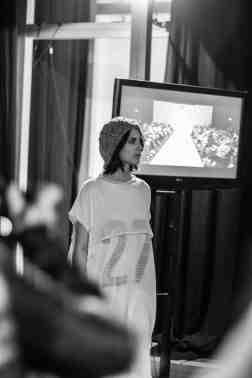 Backstage @ JOAN MARTORELLO Verano 2013/2014 FOTO: CANDE RUBINO