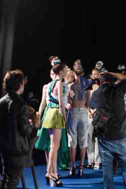 Backstage @ BELEN AMIGO Verano 2013/2014 FOTO: CANDE RUBINO