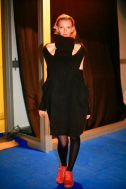 DANIELA SARTORI @ BACKSTAGE BAF WEEK INVIERNO 2014
