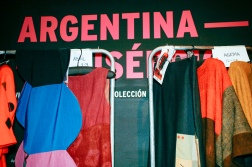 MANUELA RASJIDO INVIERNO 2015 BACKSTAGE