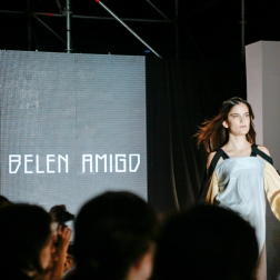 BELEN AMIGO BACKSTAGE INVIERNO 2015