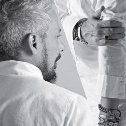 ESTEBAN COLOMBO: HAIR STYLIST FUNDADOR DE ESTUDIO H