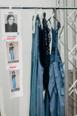 Miriam Ponsa-Miriam Ponsa SS18 / Backstage Ph: Meritxell Soler