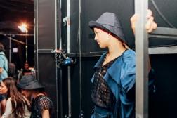 Miriam Ponsa SS18 / Backstage Ph: Meritxell Soler